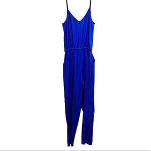 Blue Rory Beca Jumpsuit Newish RBL